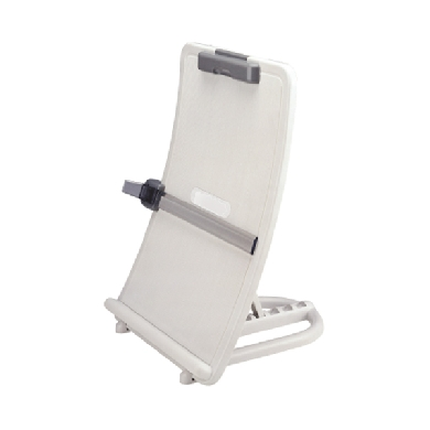 COPY HOLDER VERTICAL CURVO BLANCO