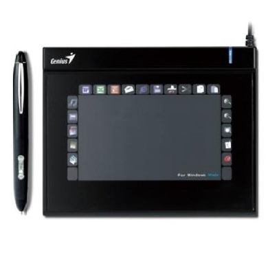 "TABLETA GRÁFICA GENIUS 3*5"" USB G-PEN F350"