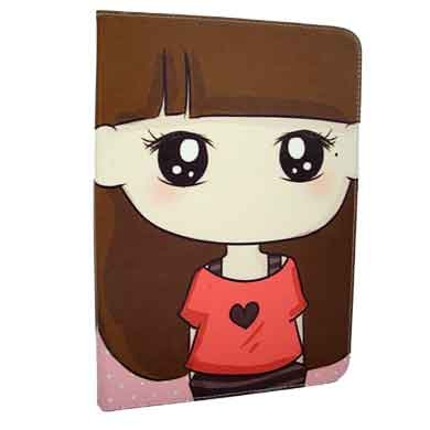 "GALAXY TAB COVER N8000 10"" CANDY CORAZON"