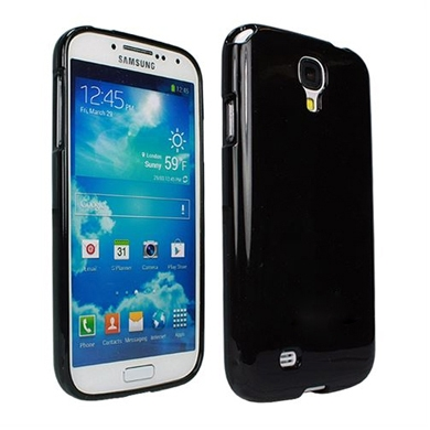 CASE GALAXY S4 JELLY CASE NEGRO