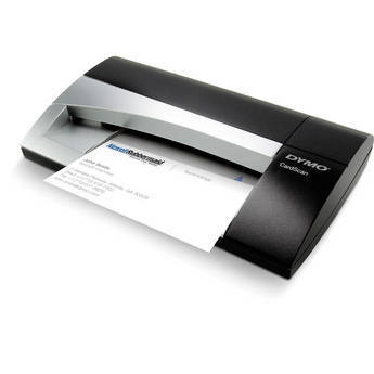 DYMO CARDSCAN TEAM HIGH-PERFORMANCE COLOR BUSINESS CARD SCANNER