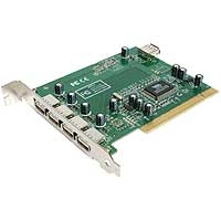 StarTech PCI420USB 4 Port PCI High Speed USB 2.0 Adapter Card