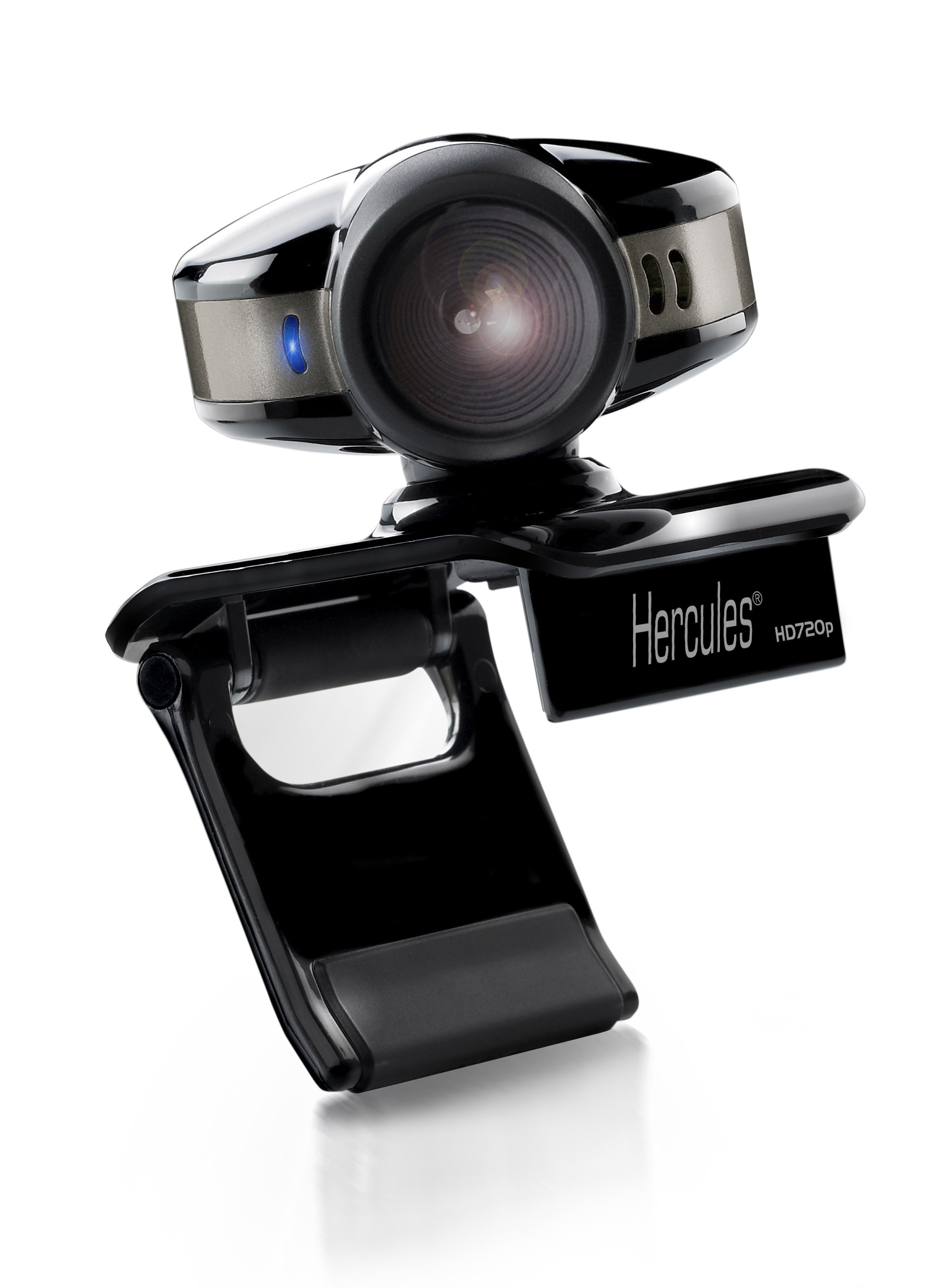 Hercules 4780655 Dualpix HD720p Emotion 1.0 M Effective Pixels USB 2.0 WebCam