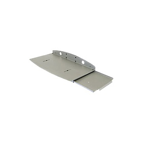 Capacity: < 7.5 lbs (3.4 kg) Tilt: 180° Description: Keyboard Tray (gray) Required component for 100 Series Keyboard Pivot (47-094-800), 400 Series Keyboard Arm (45-006-099) and 400 Combo Arm (45-029-099) Shipping Weight: 7 lbs. (3.2 kg)