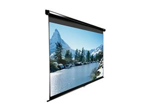"EliteSCREENS M119UWS1 119"" Manual Projection Screen"