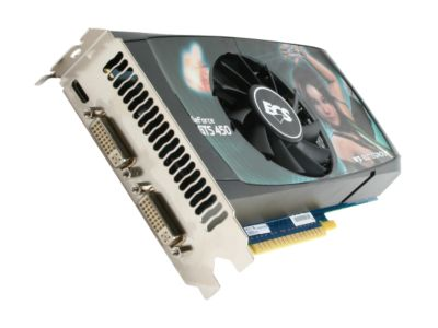 ECS NGTS450-1GPL-F GeForce GTS 450 (Fermi) 1GB 128-bit GDDR5 PCI Express 2.0 x16 HDCP Ready SLI Support Video Card