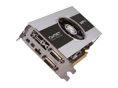 XFX Core Edition FX-785A-ZNFC Radeon HD 7850 1GB 256-bit GDDR5 PCI Express 3.0 x16 HDCP Ready CrossFireX Support Video Card