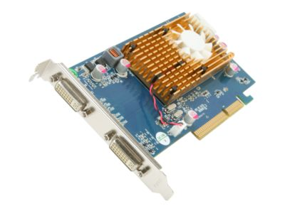 JATON 3DForce3450-DVI Radeon HD 3450 512MB 64-bit DDR2 AGP 4X/8X Video Card