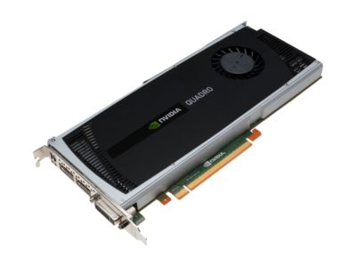 PNY VCQ4000-PB Quadro 4000 2GB 256-bit GDDR5 PCI Express 2.0 x16 HDCP Ready Workstation Video Card