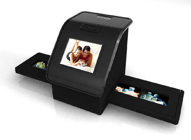 Mustek ScanExpress F35 35mm Film and Slide Scanner