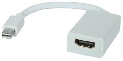 ADAPTADOR DISPLAY PORT MACHO-HDMI HEMBRA