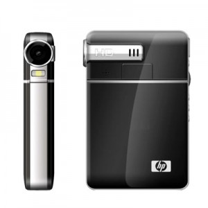 VIDEOCAMARA HP V5040u HD-VIDEO NEGRA 1440x1080 LI-ION 2.5""