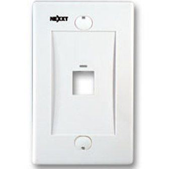Nexxt - Placa de pared - blanco