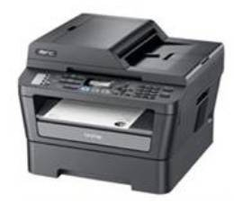 Brother - Spanish - Fax / copier / printer / scanner