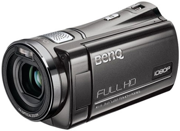 CAMARA DE VIDEO BENQ M22 FULL HD 5 MEGA PIX