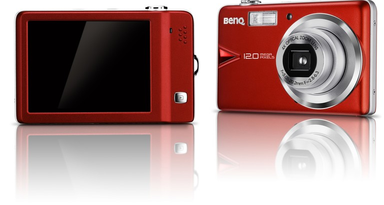 CAMARA BENQ TOUCH 12 MEGAPIXELES CCD BATERIA LITIO LCD 3.0 TOUCH SCREEN ZOOM 4X OPTICO / 5X