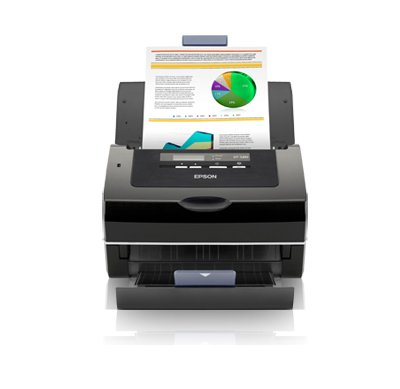 SCANNER EPSON WORKFORCE PRO GT-S80, 600 DPI, 48 BITS