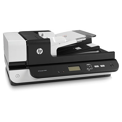 SCANJET HP ENTERPRISE 7500 DUPLEX 600 X 600 DPI, 50 PPM