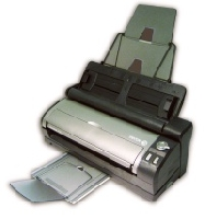 SCANNER XEROX DOCUMATE 3115 DUPLEX 15PPM