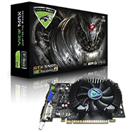 Tarjeta de video GeForce® GTX 550ti 4gb. ViewMax GeForce® GTX550ti